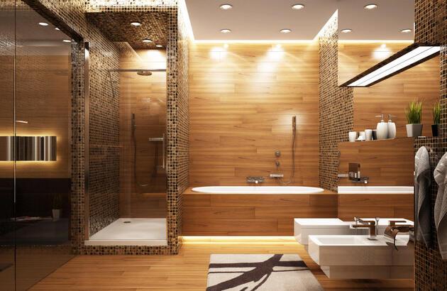 Comment installer des LED dans une salle de bain ?