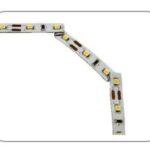 Comment mettre des LED dans un coin ?